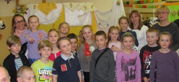 WTZ zaprosiły do wspólnych zajęć uczniów ze Szkoły Podstawowej
