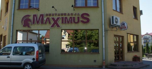 Restauracja Maximus jest przyjazna rodzinie