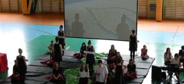 Gimnazjum obchodziło Święto Szkoły