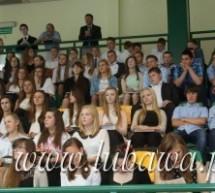 Zakończenie roku szkolnego w gimnazjum