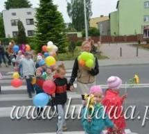 Przedszkolaki świętowały Dzień Dziecka