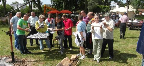Piknik integracyjny w Środowiskowym Domu Samopomocy
