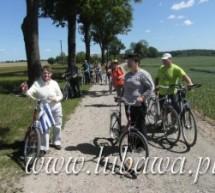 Wycieczka rowerowa uczestników Środowiskowego Domu Samopomocy