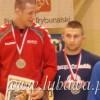 Młodzieżowe Mistrzostwa Polski i brązowy Tomasz Ewertowski