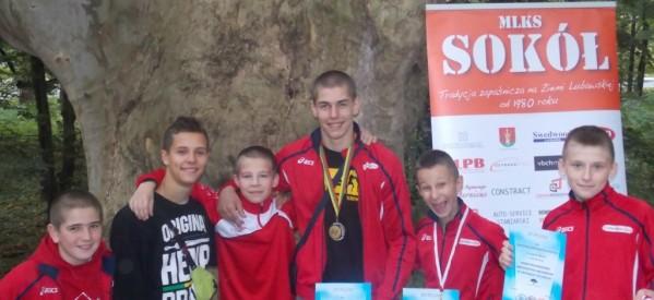 Międzywojewódzkie Mistrzostwa młodzików w zapasach w stylu wolnym