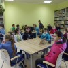 Biblioteka przyciąga gości