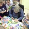 Autorskie spotkanie przedszkolaków z Wiesławem Drabikiem