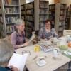 Herbatka literacka w Bibliotece