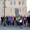 Młodzieżowi Radni z Lubawy z wizytą u Młodzieżowych Radnych w Olsztynku