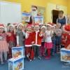 Mikołaj odwiedził Przedszkolaków