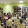 Uczniowie Szkoły Podstawowej w Bibliotece