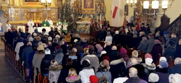 Msza Święta z okazji 95. rocznicy wyzwolenia Lubawy