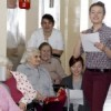 Młodzieżowe Radne odwiedziły podopiecznych Szpitala Św. Jerzego
