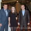 Weronika Mieczkowska i jej trener wyróżnieni za osiągnięcia sportowe