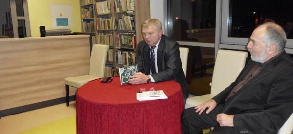 Spotkanie z Rimantasem Salną w MBP