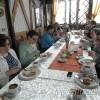 Uczestnicy Środowiskowego Domu Samopomocy w Lubawie świętowali Dzień Kobiet