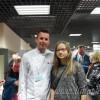 Gimnazjaliści z Lubawy na targach gastronomicznych w Ostródzie