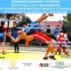 Bałtycka Liga Młodzików o Puchar Burmistrza Lubawy w zapasach w stylu klasycznym