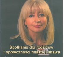 Sędzia Anna Maria Wesołowska podpowie jak uchronić dziecko przed konfliktem z prawem