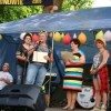Młodzieżowa Rada Miasta Lubawa na Rodzinnym Festynie w Szymonowie