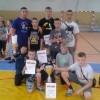 IV rzut ligi międzyszkolnej w zapasach w Rynie