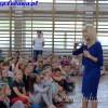 Sędzia Anna Maria Wesołowska w Szkole Podstawowej