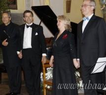 """""""Barwy miłości"""" otworzyły Międzynarodowy Letni Festiwal Muzyczny w Lubawie"""