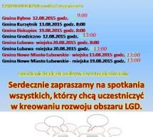 Konsultacje dotyczące Lokalnej Strategi Rozwoju