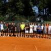 IV Turnieju o Puchar Burmistrza Lubawy w tenisie ziemnym w deblu
