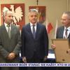 Relacja TVP Olsztyn z nadania tytułu Honorowego Obywatela Miasta Lubawy Panu Piotrowi Żuchowskiemu
