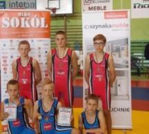 V Ogólnopolski Turniej Młodzików i Kadetów z zapasach