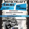 Dzień Motocyklisty na Rynku w Lubawie