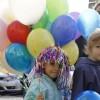 Baloniki z helem z okazji Dnia Przedszkolaka