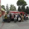 Pokaz ratownictwa medycznego dla mieszkańców ŚDS