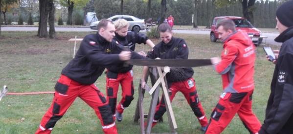 Otwarte Zawody w Ratownictwie w Ramach Kwalifikowanej Pierwszej Pomocy –  Golina – Witaszyce 2015