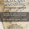 Koncert toruńskiego zespołu Impro Classic