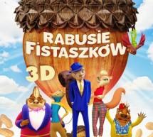 """""""Rabusie fistaszków"""" 3D w Kinie Pokój"""