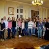 Wolontariusze przygotowują się do Światowych Dni Młodzieży