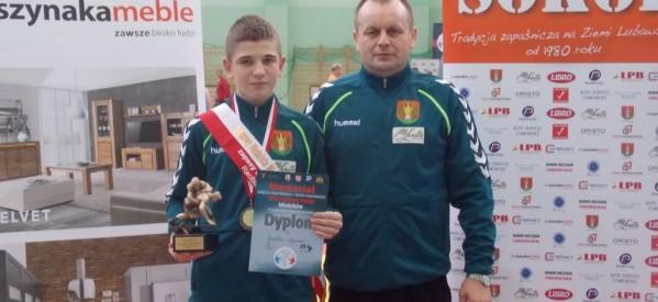 Mistrzostwa Polski młodzików w zapasach w stylu klasycznym