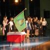 Gimnazjaliści razem z mieszkańcami świętowali odzyskanie niepodległości przez Polskę
