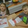 Krasnale 2 wykonały flagę Polski