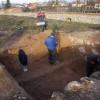 Prace archeologiczne na lubawskim zamku
