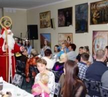 Spotkanie wigilijne podopiecznych Miejskiego Ośrodka Pomocy Społecznej