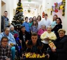 MRM odwiedziła podopiecznych Szpitala Św. Jerzego