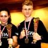 Marta Lipka i Hubert Łaniewski po raz trzeci z rzędu Mistrzami Polski!