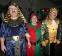 Karnawałowy bal kostiumowy