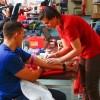 Prawie 14 litrów krwi efektem kolejnej akcji poboru