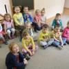 Dzieci zaprezentowały legendy lubawskie w obrazkach