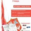225 rocznica uchwalenia Konstytucji 3 maja już jutro!