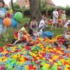 Piknik rodzinny w Łazienkach